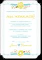 Аризонская мечта - свадебное приглашение