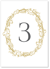 Барокко - номер стола №2