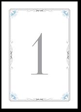 Зимний дворец - номер стола №2