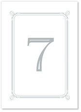 Адажио - номер стола