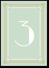 Блюз - номер стола
