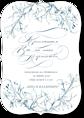 Муза - свадебное приглашение
