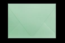 Мятный конверт с треугольным клапаном