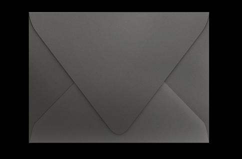 Графитовый конверт с треугольным клапаном