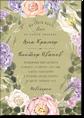 Летнее настроение - свадебное приглашение