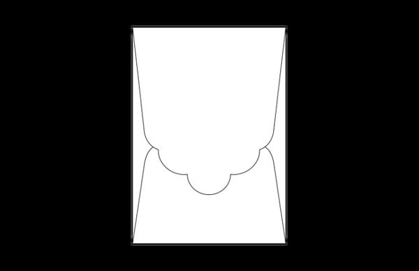 Конверт 11х15,5 см