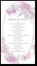 Зимние розы - программа дня