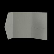 Папка из серой бумаги