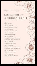 Маки - программа дня