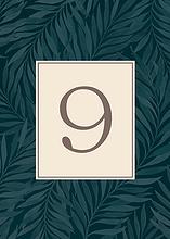 Бамбук - номер стола