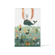 """Пакет подарочный """"Русалки"""" А5"""