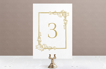 Барокко - номер стола №1