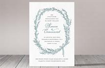 Ветер в ивах - свадебное приглашение