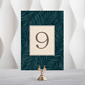 Mini square number front