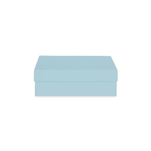 Коробка голубая 210Х150Х70 мм